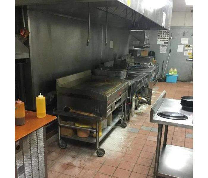 Kitchen Fire- Here to Help Before
