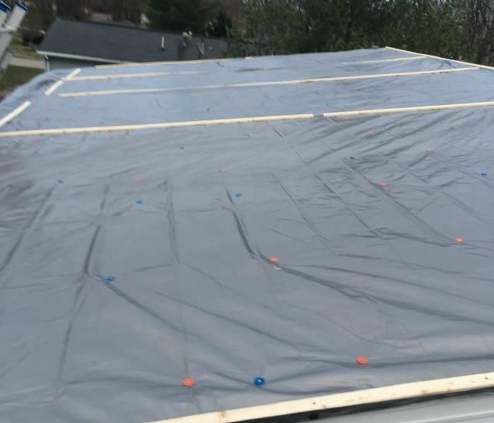 We Tarp Roofs After a Storm too!  After