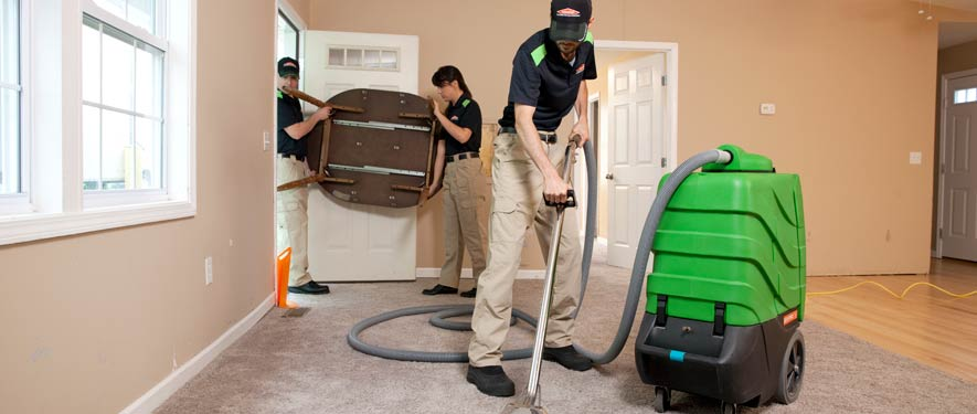 Vincennes, IN residential restoration cleaning